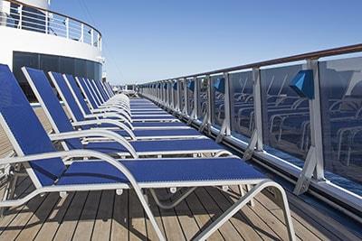 Etre spa praticien sur un bateau de croisière