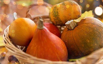 Les fruits et légumes à manger en automne